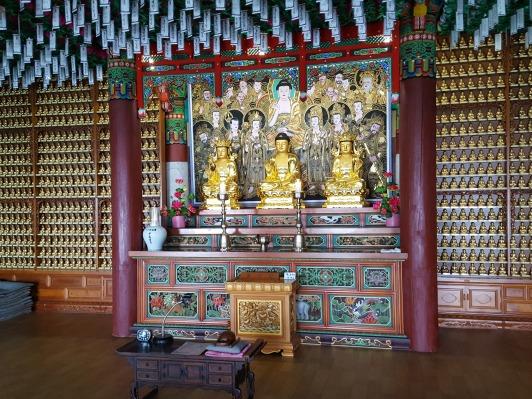 10000 buddhas 3 korea