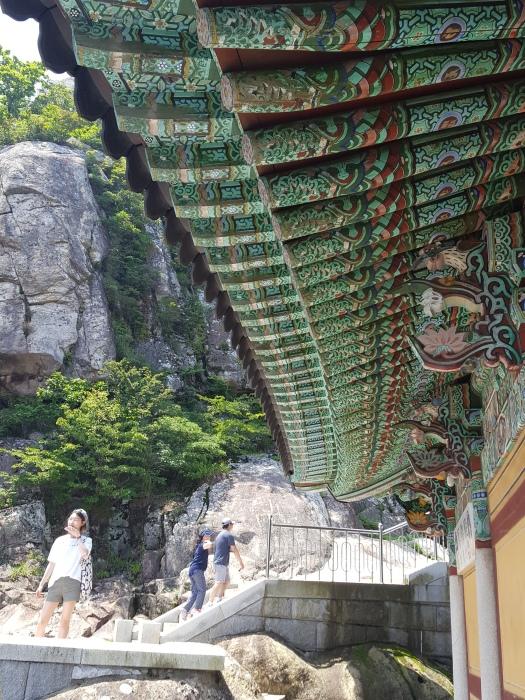 10000 buddhas 4 korea